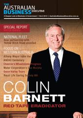 The_Australian_Business_Executive_magazine_Volume_2_Premier_Colin_Barnett
