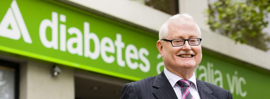 Craig Bennett, CEO - Diabetes Australia Vic