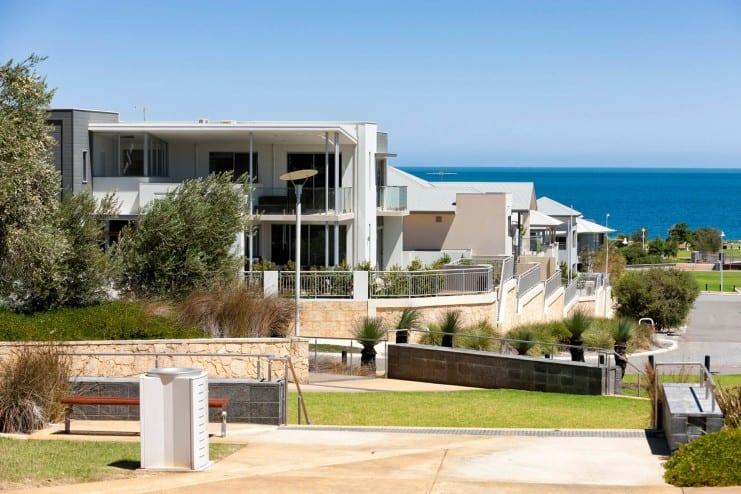 Fraser Property's Port Coogee project in Cockburn, Western Australia