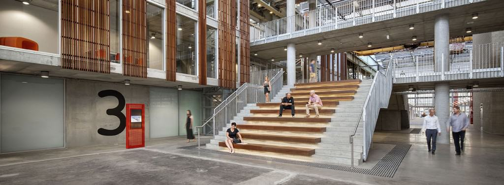 Tonsley TAFE's $120 million Sustainable Industries Education Centre brings together building and construction training