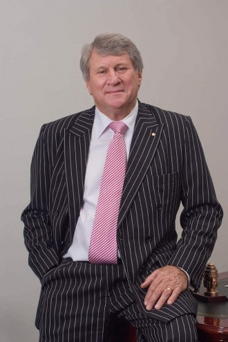 MGA Whittles Group Executive Chairman John George.