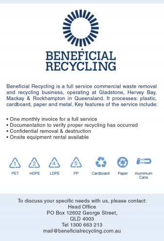 Beneficial Recycling