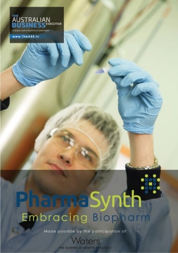 PharmaSynth Cover