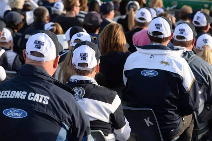 Geelong has now exceeded 50,000 club members this year