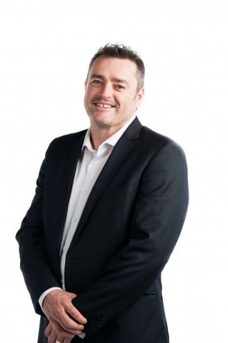 Hamlan Homes General Manager Andrew Carroll
