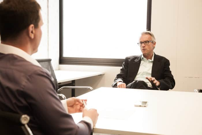 David Gallop spoke exclusively with Jesse Landry for The Australian Business Executive