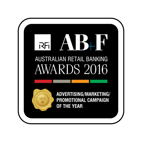P&N won the 2016 AB+F Retail Banking Awards Campaign of the Year