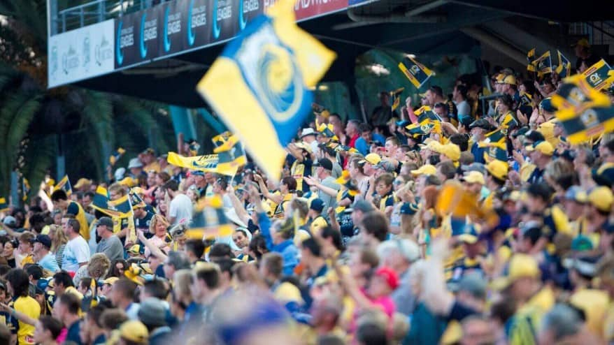 The Mariners have a smaller but just as rabid support base as larger clubs