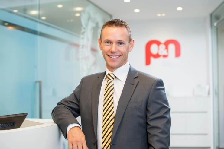 Under CEO Andrew Hadley, P&N Bank is receiving the recognition it deserves