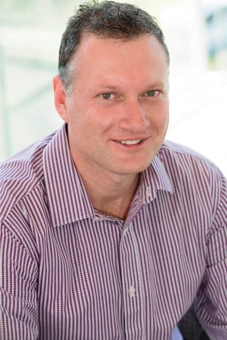 Marc Steen, COO of the Terandi Group