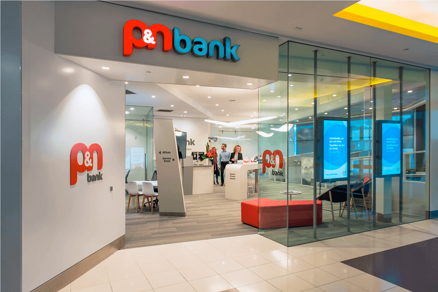 P&N Bank: Harnessing the Power of &