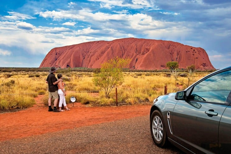 Short Breaks: Australia's Red Centre, Photo Credit: Travel NT