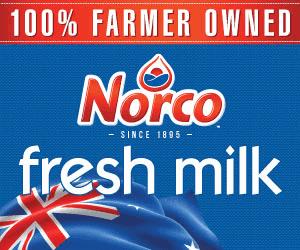 Norco Milk Norco Dairy Norco Foods web banner