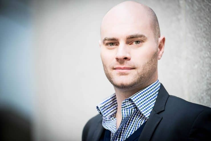 Co-founder & CEO of Future Directors Institute Paul Smith
