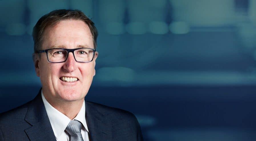 Polynovo CEO Paul Brennan