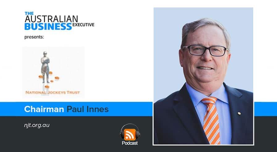 National Jockeys Trust CEO Paul Innes podcast