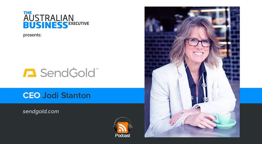 SendGold CEO Jodi Stanton podcast