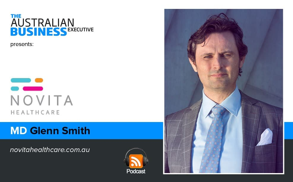 Novita Healthcare (ASX:NHL) MD Glenn Smith podcast