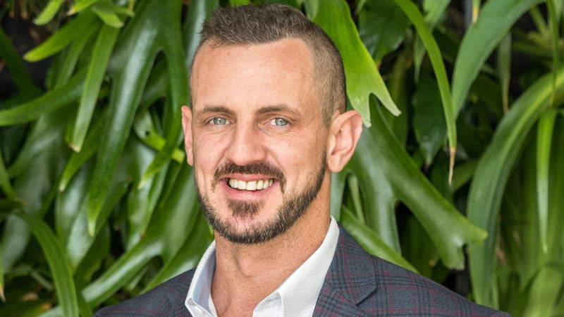 PRD CEO Mark Kentwell in the Australian Business Executive