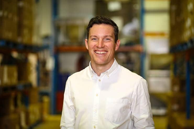 Brookfarm CEO Will Brook in The Australian Business Executive